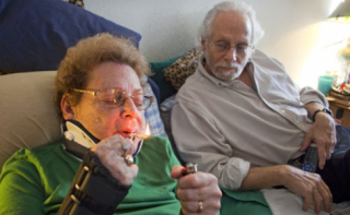 Marijuana use - elderly