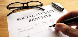 Social security benefts
