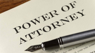 Power-of-attorney-document