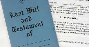 Probated wills