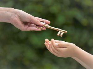 Inheritance-passing-key